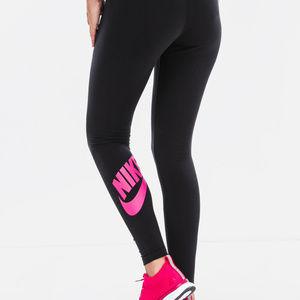 Nike Black Work Out Leggings S